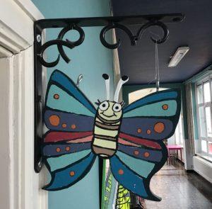L1A: Vlinderklas